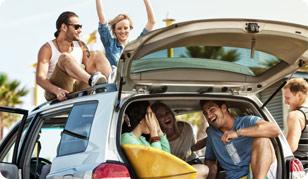 Budget weekend car hire specials