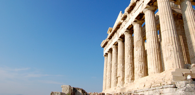Save on car hire in Greece.