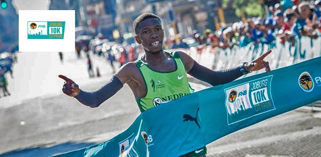 The FNB Joburg City Run