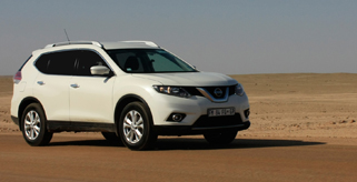 Namibia car hire fleet