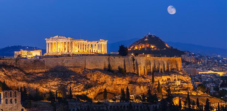 Görögország - autóbérlés 20% kedvezménnyel