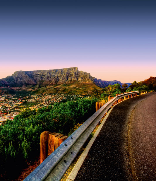 Avis car rental in South Africa
