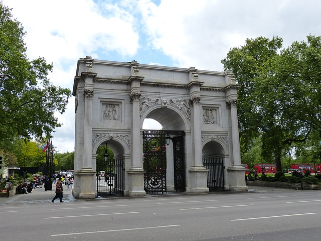 London's Marble Arch