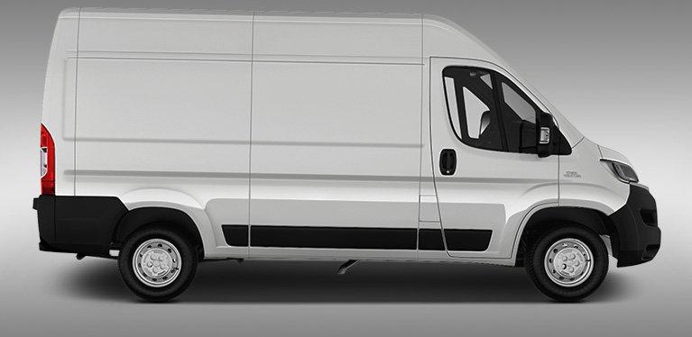 Large Van Hire