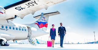 Συνεργασία Avis Sky Express