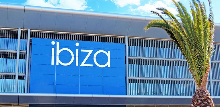Avis car rental from Ibiza Airport