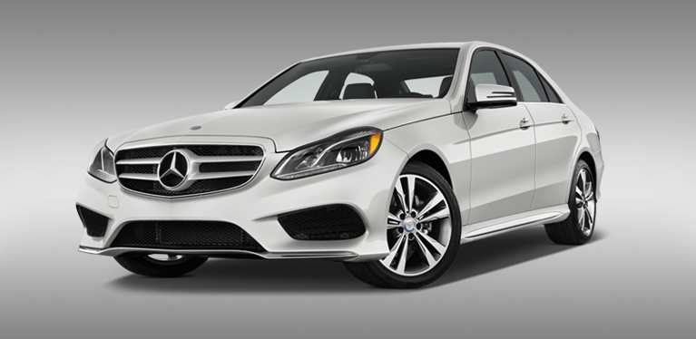 Hire a Mercedes E-Class from Avis