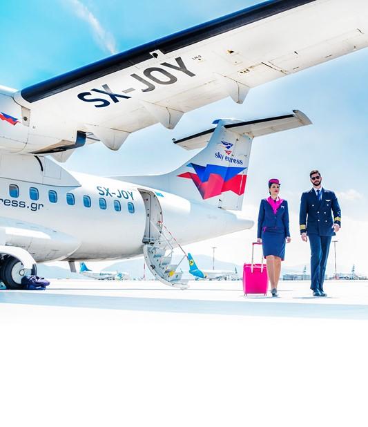 Avis and Sky Express partnership