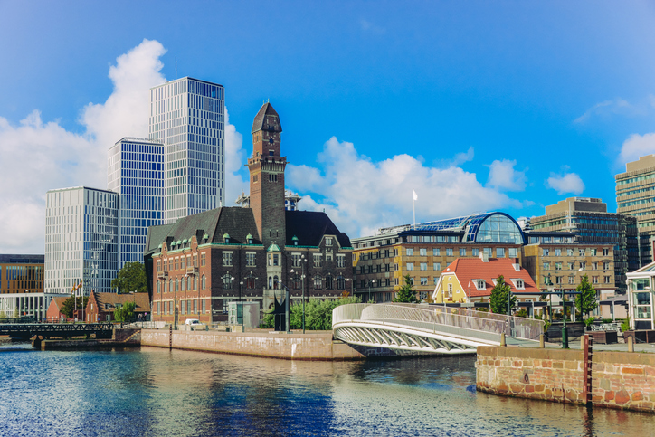 Rent a car in Malmo and go explore