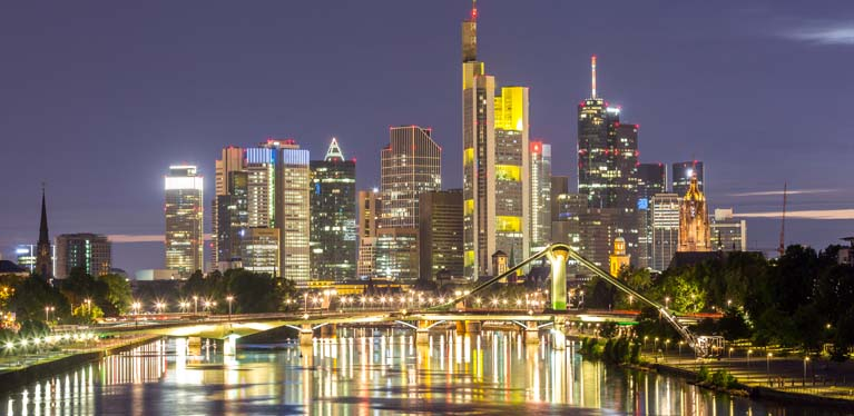Hire your Avis car from Frankfurt Airport