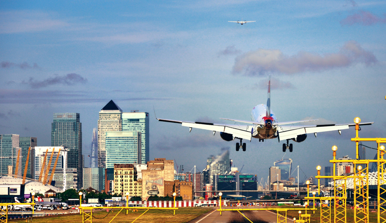 Car hire London City Airport