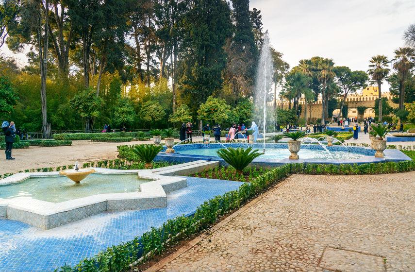 Jardin royal par Avis Fez