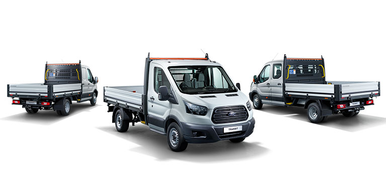 Avis supplies the full range of vans and specialist trucks