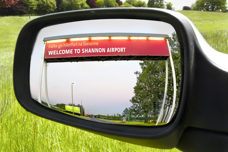 Car hire from Shannon Airport with Avis