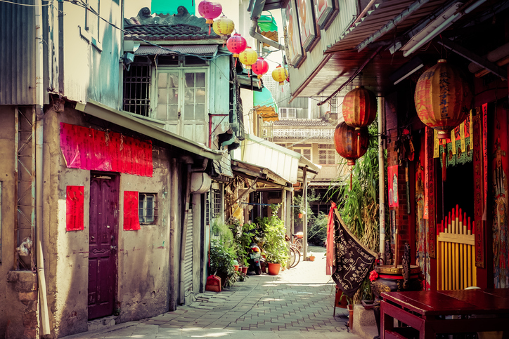 Explore Tainan, and all its best-kept-secret locations, with Avis car rental