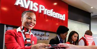 Apply for Avis Preferred