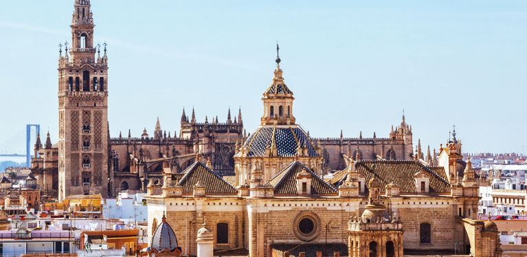 Giralda Tower Seville