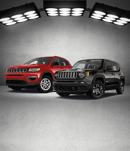 Nuovi modelli SUV e Crossover!
