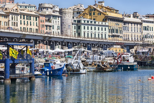 Hire a car from Genoa Airport with Avis