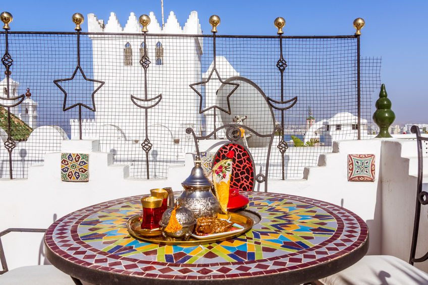 Terrasse par Avis Tanger