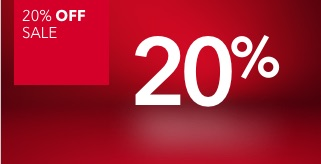 Save up to 20% in the End of Season sale