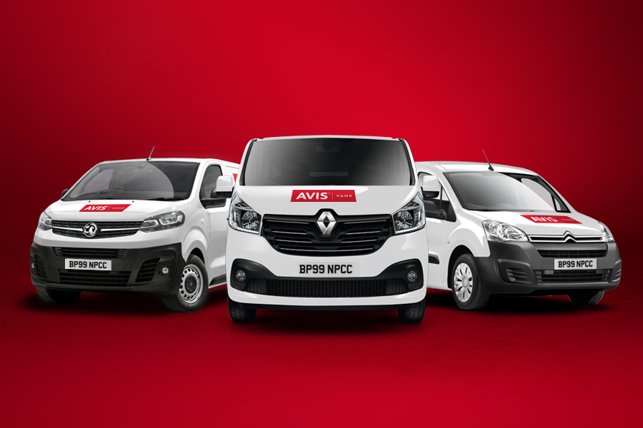 Get an Avis van, whatever your business at Castleford