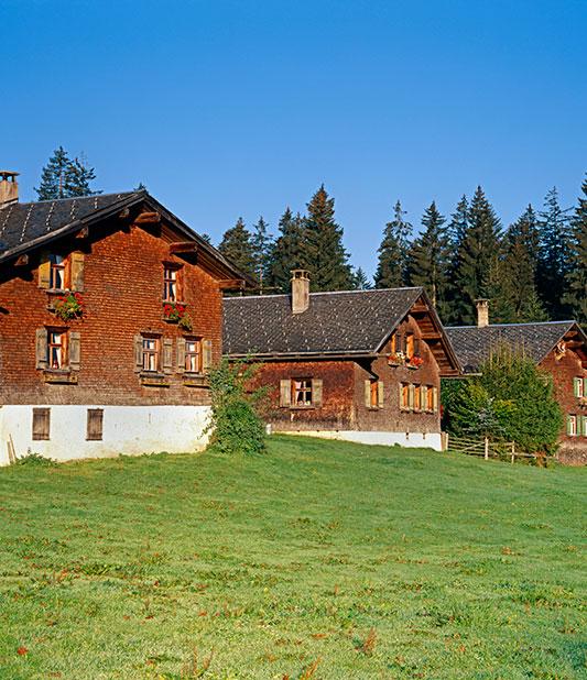 kaesestrasse bregrenzerwald