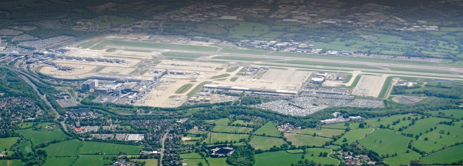 Car hire Gatwick Airport