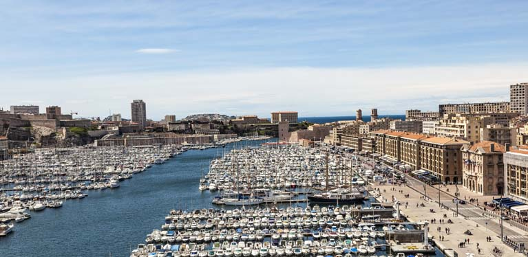 Marseille car hire