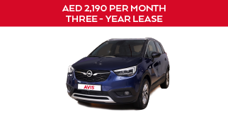 OPEL CROSSLAND X ULTIMATE 3 year
