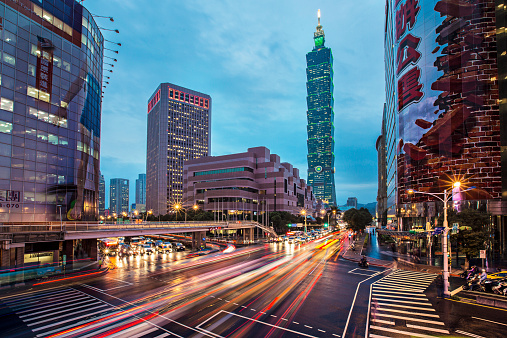 Car Hire Taiwan with Avis