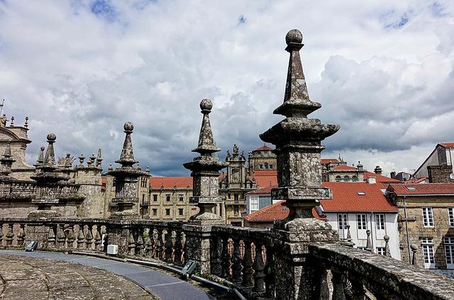 Santiago De Compostela car hire