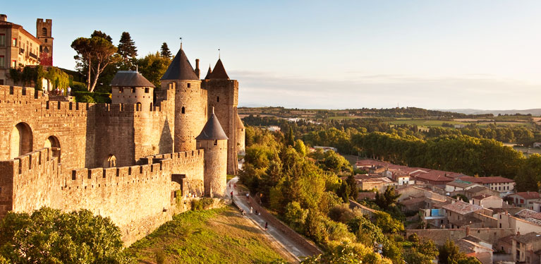 Avis Car Hire in Carcassonne