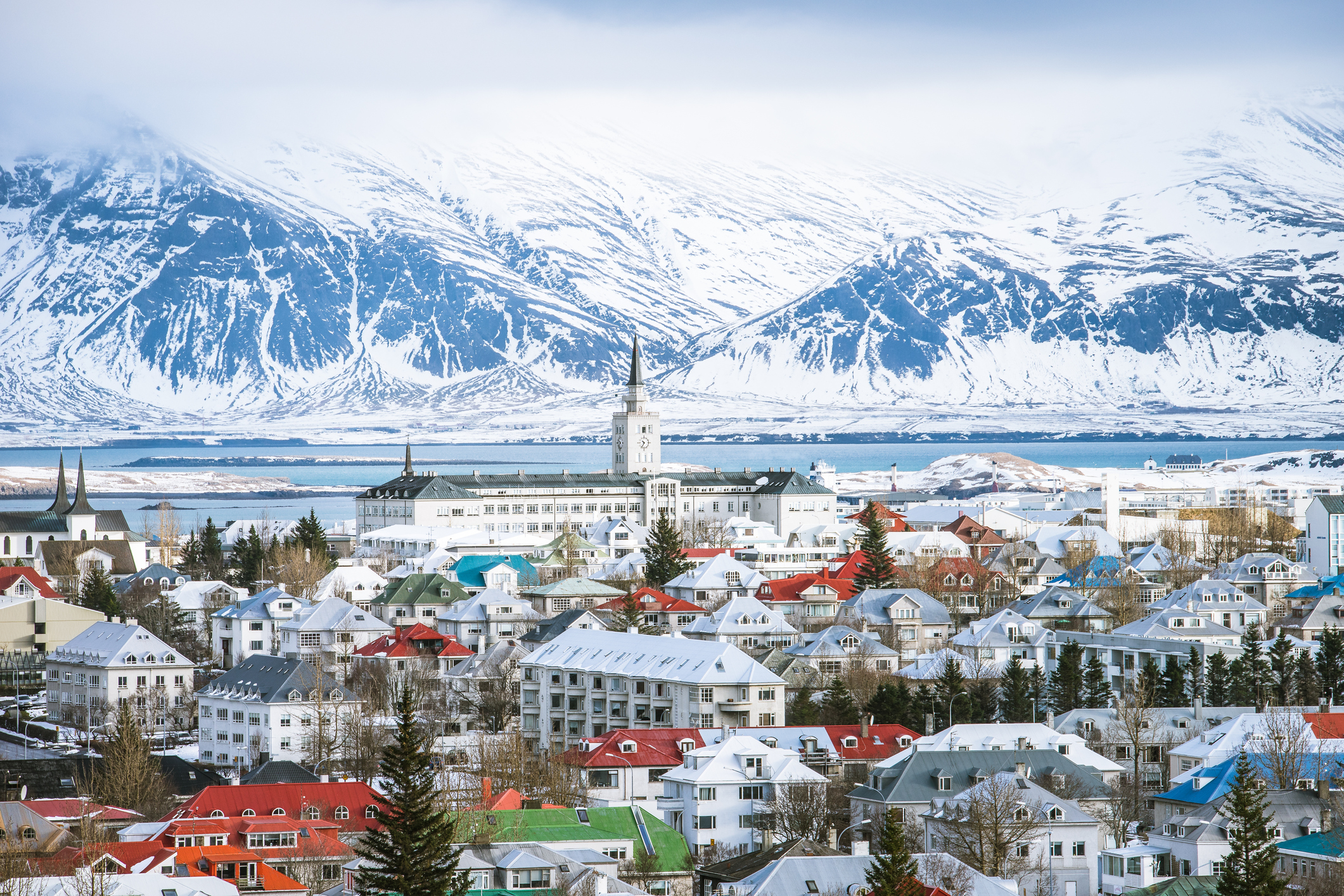 Car Hire Iceland with Avis