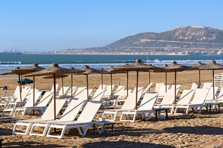 Plage par Avis Agadir