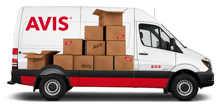 Get an Avis van, whatever your business
