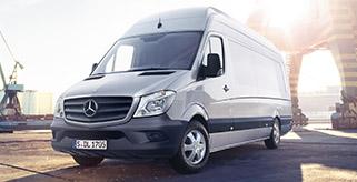 Tarife für Transporter und Lkw