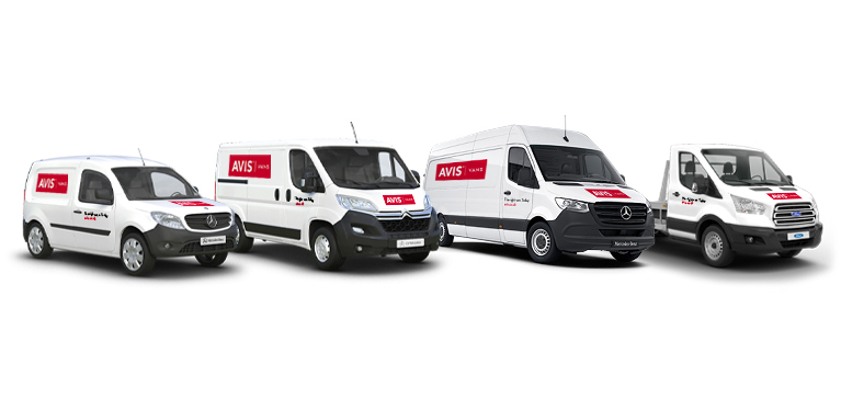 We can leverage our Avis expertise to remarket your van fleet