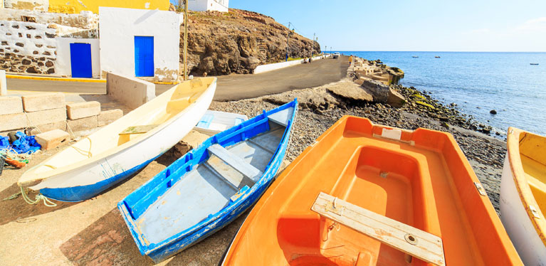 Fuerteventura fishing villages