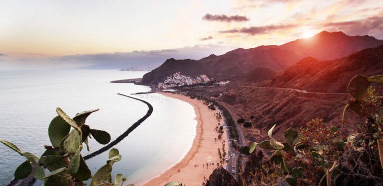 Teresitas, Tenerife
