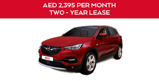 OPEL GRAND LAND X ENJOY 2 year