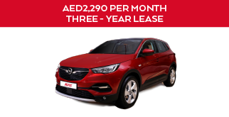 OPEL GRAND LAND X ENJOY 3 year
