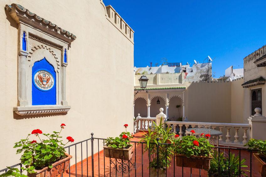 Centre culturel par Avis Tanger