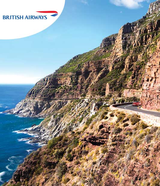 Avis in partnership with British Airways