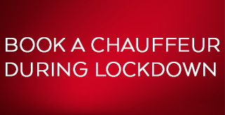 Book a chauffeur during lockdown