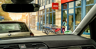 AVIS AUTOVERMIETUNG UND NEXTBIKE AUF ZUKUNFTSMISSION