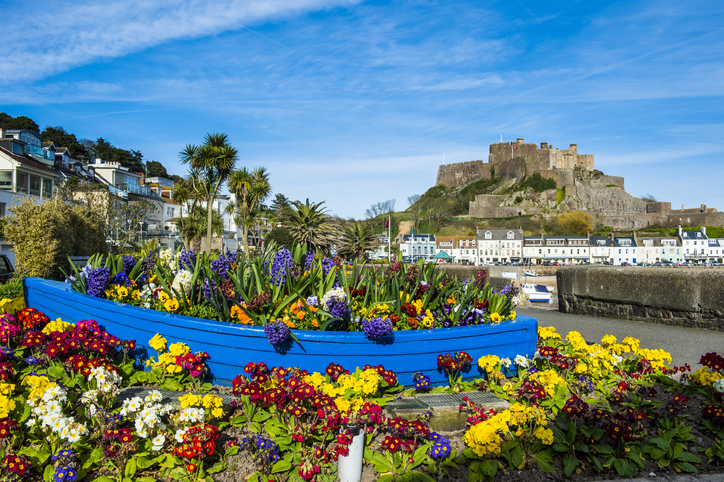 A classic seaside island holiday in Jersey.