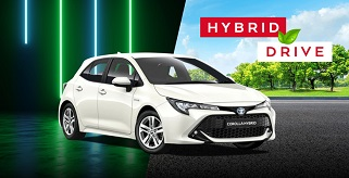 Avis Hybrid Drive